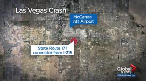 Edmonton cheerleaders involved in Las Vegas bus crash