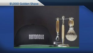 Montreal's golden shave