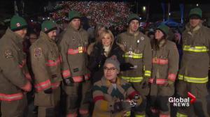 2017 Toy Drive Live: Christmas trivia with Toronto Firefighters