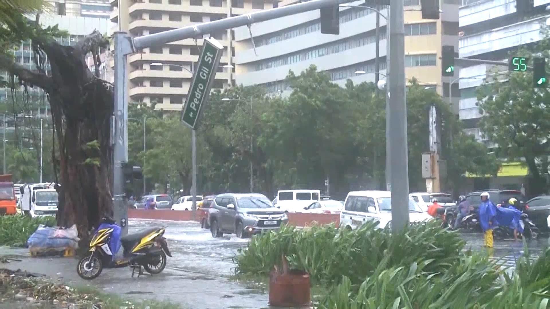 China Provinces Braced for Heavy Rainfall as Typhoon Heads West