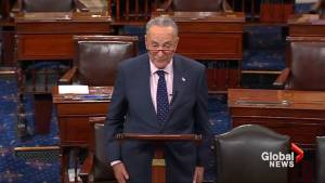 Republicans 'complicit' with Trump: Chuck Schumer