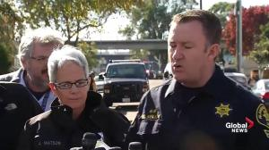 'We believe there are more victims': police on Oakland warehouse fire