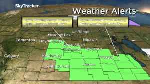 Saskatoon morning weather outlook Jan. 7