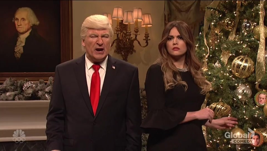 Watch Legend Bill Murray As Steve Bannon On SNL