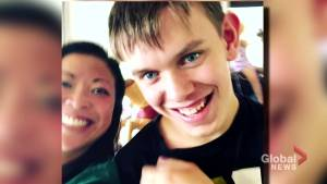 'Imagine if someone took your voice and put it in a box and stole it': Calgary teen with autism needs stolen iPad returned