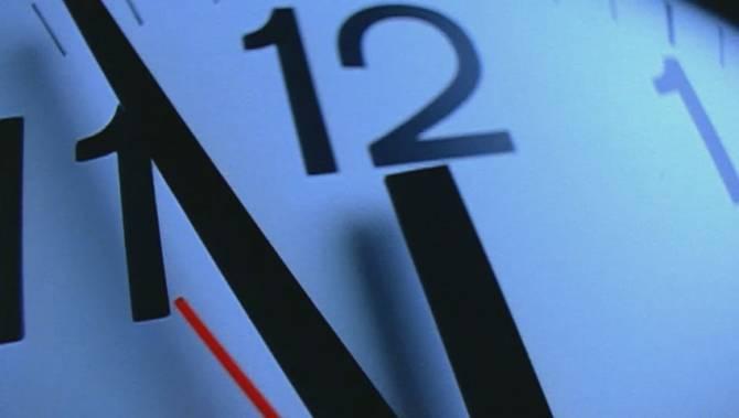 B.C. premier hopeful British Columbians will never have to seasonally change clocks again