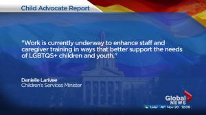 Alberta LGBTQ youth in Child Welfare and Justice Systems Report