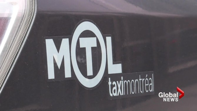 Quebec taxi drivers threaten to strike on Monday