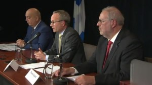 Liberals respond to allegations against UPAC