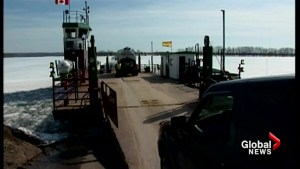 Gagetown ferry could return to small village as province reviews service