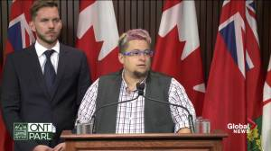 Parents of trans, non-binary students call on Ford government to reverse decision on sex ed curriculum