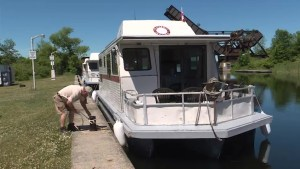 Houseboat operator wants level playing field