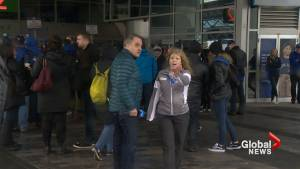Global News crew booted from outside Rogers Centre