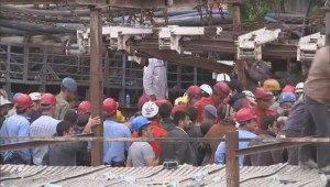 More than 200 have been killed in mine collapse in Turkey.