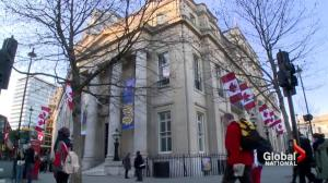 Canada House re-opens in London