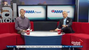AMA Travel: Save money and book your winter vacation in the spring