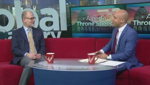 Political scientist previews Alberta throne speech and federal budget