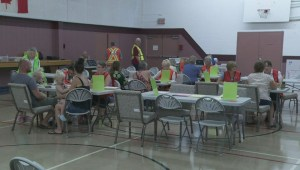 Wildfire evacuation centres set up for Rock Creek victims