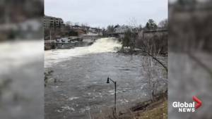 Lake level continues to rise as flooding concerns intensify in Bracebridge