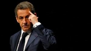 France's Sarkozy held in custody in campaign funding probe
