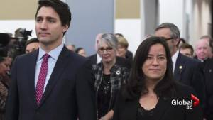 Jody Wilson-Raybould reacts to SNC-Lavalin ethics report (02:00)