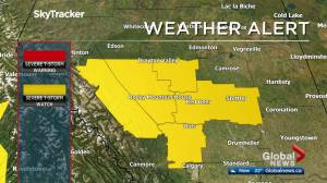 Edmonton afternoon weather forecast: Thursday, June 13, 2019