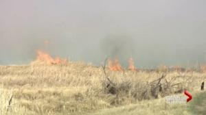 Extreme conditions for grass and wildfires in Saskatchewan
