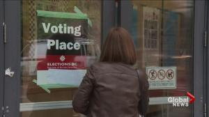 Early numbers indicated advanced voting much higher than last election