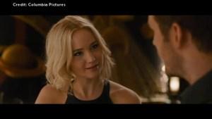 Chris Pratt, Jennifer Lawrence star in highly-anticipated sci-fi movie 'Passengers'