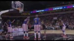 """The Harlem Globetrotters' """"Hoops"""" Green visits The Morning Show"""