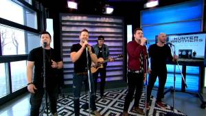 The Hunter Brothers perform 'When You Love a Girl'