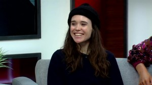 Ellen Page's role in the new Netflix show, The Umbrella Academy