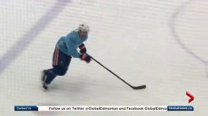 Jordan Eberle returns to Edmonton with Islanders for first time since trade