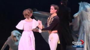 A preview of Alberta Ballet's production of The Nutcracker