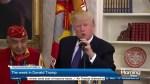 Donald Trump's rough week