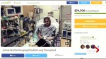 $54K raised to cover shortfall in provincial coverage for lung transplant patient