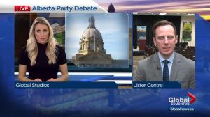 Alberta Party holds 1st leadership debate Wednesday