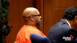 Former rap mogul Marion 'Suge' Knight pleads no contest to voluntary manslaughter