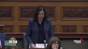 NDP questions Ford over 'no records' found over consultations for Bill 5