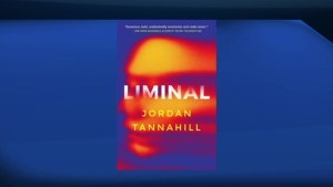 Author Jordan Tannahill's book, Liminal