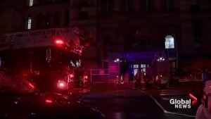 Fire at Toronto's Old City Hall causes $100K in damages
