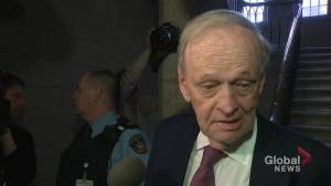 "Former PM Jean Chretien on Attawapiskat crisis: ""People have to move sometimes"" (02:04)"