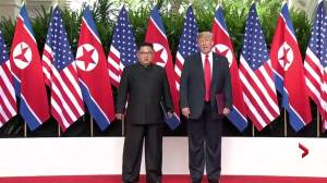Trump-Kim summit: 'Kim a very worthy, smart negotiator' – Trump