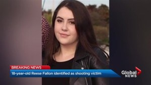 18-year-old Reese Fallon identified as shooting victim