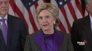 Hillary Clinton says someday there will be a female president