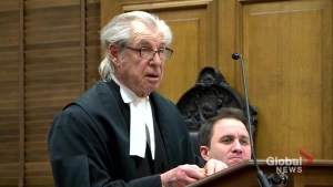 """""""I made my point': Andrea Giesbrecht's lawyer gives his final statement"""