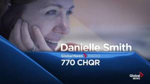 Danielle Smith joins the conversation on Global News Morning Calgary (02:04)