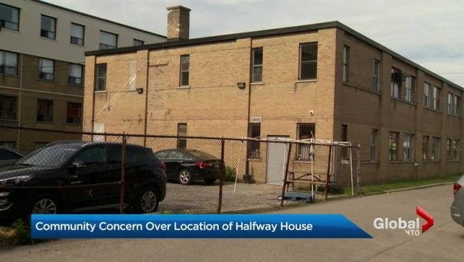 how to open a federal halfway house