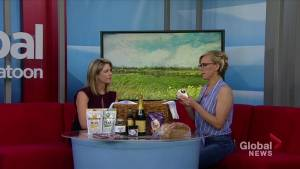 Making the perfect summer picnic basket using locally-sourced Sask. products