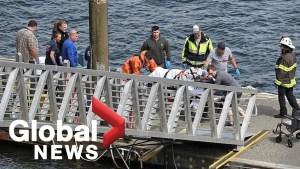Canadian among four killed in Alaska float plane crash